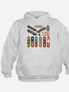 Cute Skate Hoody