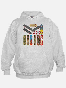 Cute Skateboard Hoody