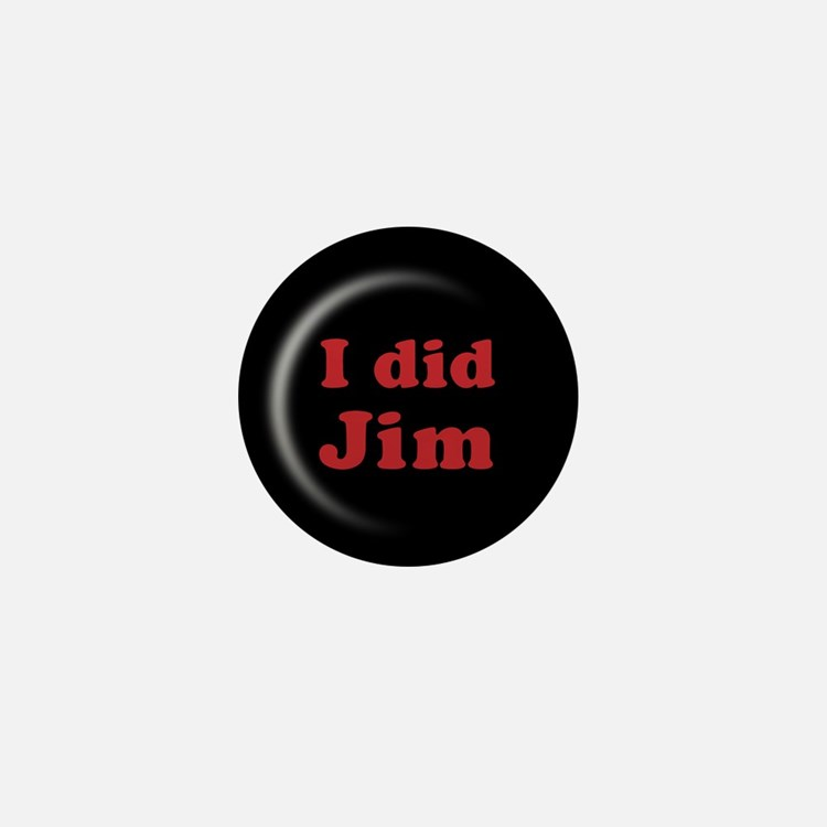 Cute I heart my nana Mini Button