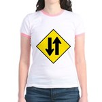 Two Way Traffic Jr. Ringer T-Shirt