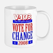 Vote for Change Mug