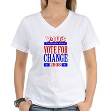 Vote for Change Shirt