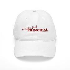 World's Best Principal Baseball Cap