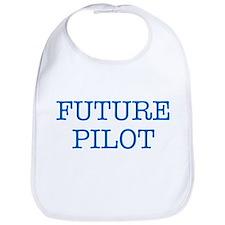 Cute Pilote Bib