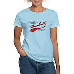 Cullen Baseball League Women's Light T-Shirt