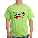 Cullen Baseball League Green T-Shirt
