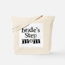 Bride's Step Mom Tote Bag