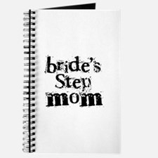 Bride's Step Mom Journal