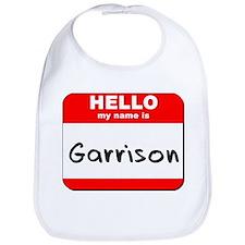 Hello my name is Garrison Bib
