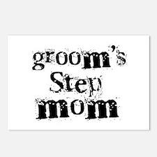 Groom's Step Mom Postcards (Package of 8)