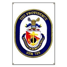 USS Providence SSN 719 Banner