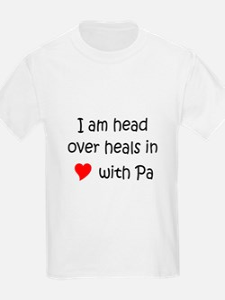 Unique I am head over heals in (heart) with dan T-Shirt