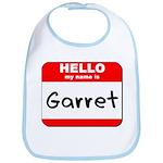 Hello my name is Garret Bib