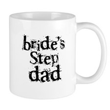 Bride's Step Dad Mug