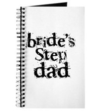 Bride's Step Dad Journal