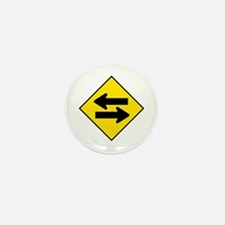 Goes Both Ways - Mini Button (10 pack)