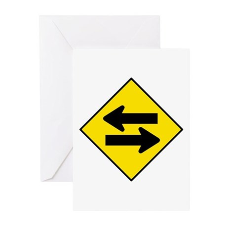 Goes Both Ways - Greeting Cards (Pk of 10)