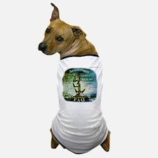 Copan, Honduras - Archaeologist FAQ Dog T-Shirt