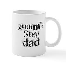 Groom's Step Dad Mug