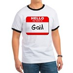 Hello my name is Gail Ringer T