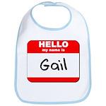 Hello my name is Gail Bib