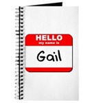 Hello my name is Gail Journal