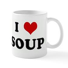 I Love SOUP Mug