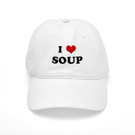 I Love SOUP Cap