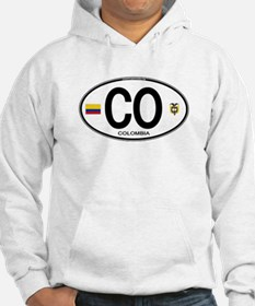 Colombia Euro Oval Hoodie