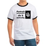 Portrait photographers do it Ringer T