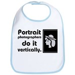 Portrait photographers do it Bib