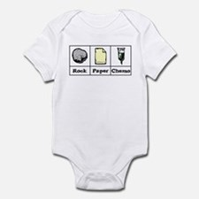 Rock Paper Chemo Infant Bodysuit