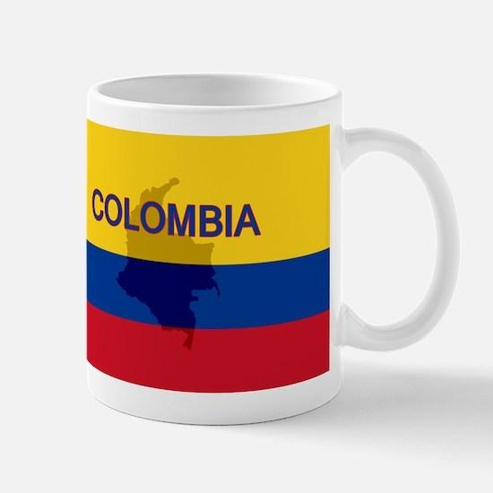 Colombian Flag Extra Mug