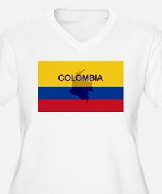Colombian Flag Extra T-Shirt