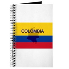 Colombian Flag Extra Journal