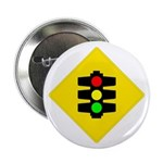 "Traffic Light Sign - 2.25"" Button (100 pack)"