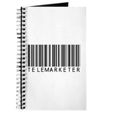 Telemarketer Barcode Journal