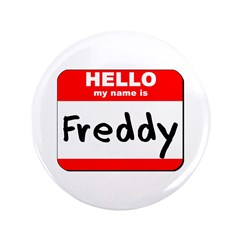 Hello my name is Freddy 3.5