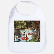Phonograph/Record Player Bib