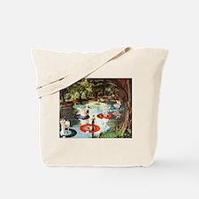Phonograph/Record Player Tote Bag