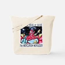 Mercurian Marauder Tote Bag