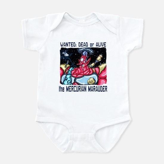 Mercurian Marauder Infant Bodysuit