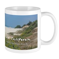 South Carlsbad Beach Mug