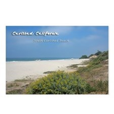 South Carlsbad Beach Postcards (Package of 8)