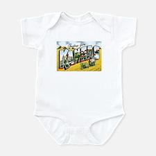 Kansas KS Infant Bodysuit