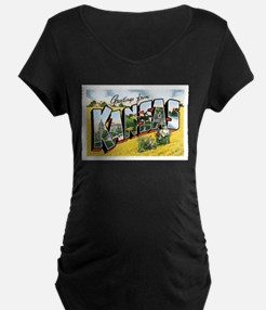 Kansas KS T-Shirt