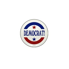 Democrat! Small Buttons (100 pack)