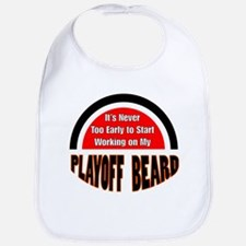 playoff beard Bib