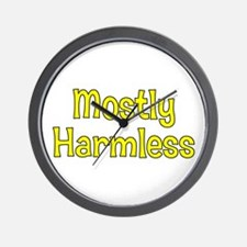 Harmless Wall Clock