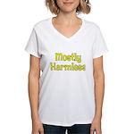 Harmless Women's V-Neck T-Shirt